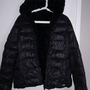 BNCI by Blanc Noir hooded Jacket